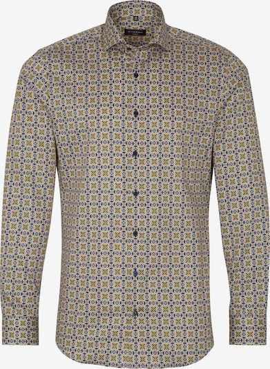 ETERNA Button Up Shirt 'SLIM FIT' in Blue / Yellow, Item view