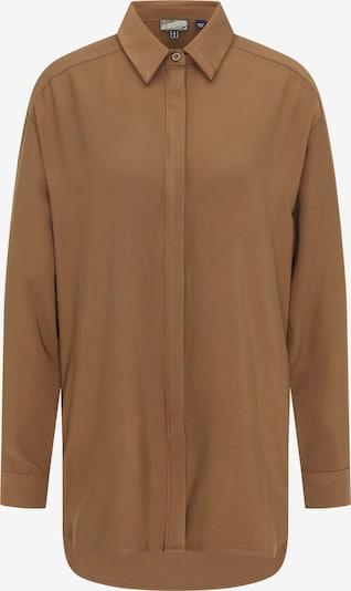 DreiMaster Vintage Blouse in de kleur Kaki, Productweergave