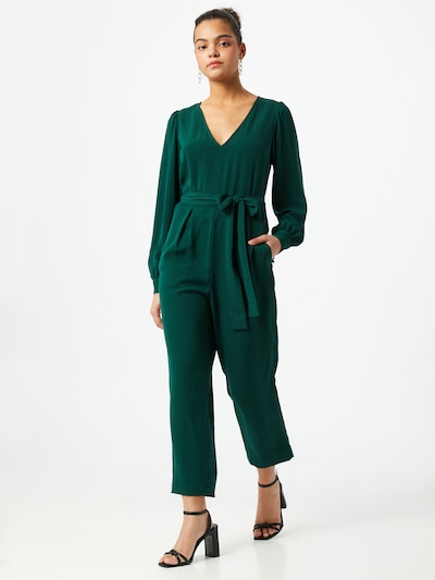 GAP Jumpsuit in dunkelgrün, Modelansicht