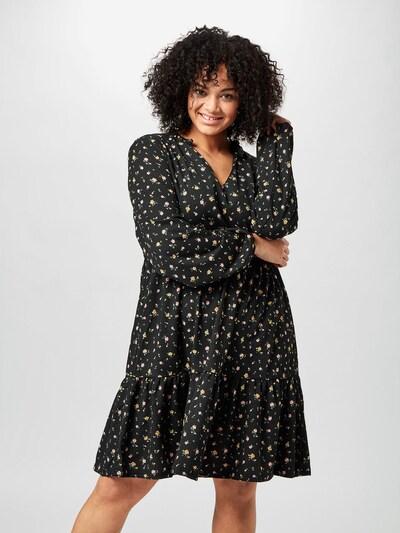 Z-One Kleid 'Alba' in mischfarben / schwarz, Modelansicht