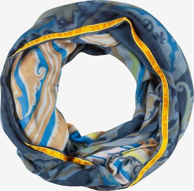 CODELLO Schal in blau / mischfarben, Produktansicht