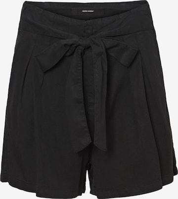 Vero Moda Tall Shorts 'Mia' in Schwarz