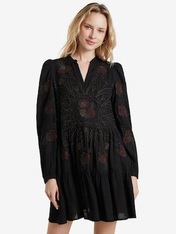 Desigual Φόρεμα 'HORTENSIA' σε μαύρο