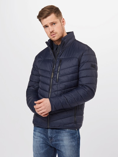CAMEL ACTIVE Prehodna jakna | mornarska barva: Frontalni pogled