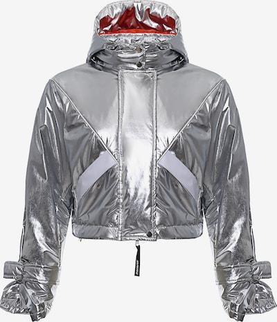 Monosuit Jacke 'STARDUSTER-GLAM' in silber, Produktansicht
