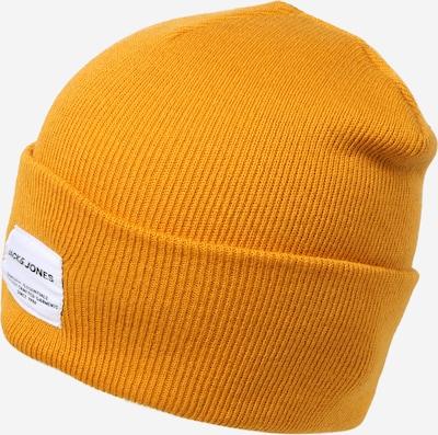 JACK & JONES Mütze in orange, Produktansicht