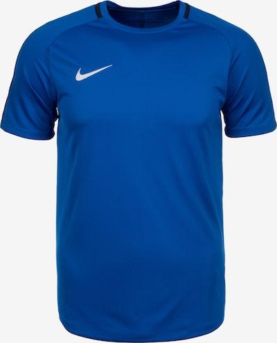 NIKE Trainingsshirt in blau, Produktansicht