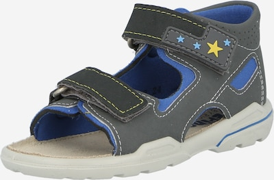 RICOSTA Sandalen 'Manto' in de kleur Blauw / Grijs, Productweergave