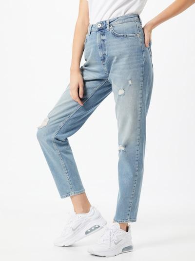 ONLY Mom Jeans 'Veneda' in blue denim, Modelansicht