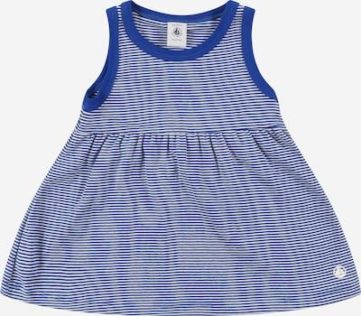 PETIT BATEAU Kleid in royalblau / weiß, Produktansicht