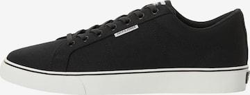 JACK & JONES Sneaker 'CARTER' in Schwarz