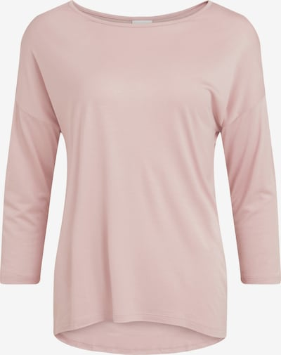 VILA Shirt 'Scoop' in pastellpink, Produktansicht