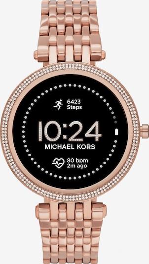Michael Kors Uhr in rosegold, Produktansicht