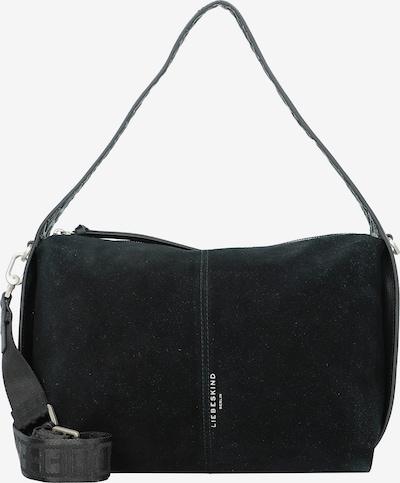 Liebeskind Berlin Handtas 'Turlington' in de kleur Zwart, Productweergave