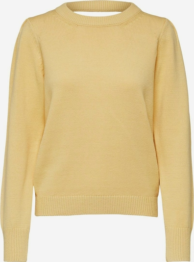 SELECTED FEMME Pullover in gelb, Produktansicht