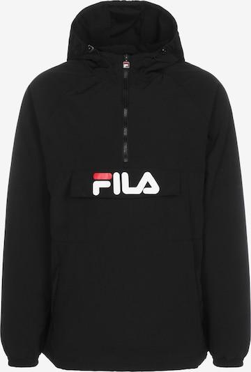 FILA Functionele jas ' Klaus ' in de kleur Rood / Zwart / Wit, Productweergave