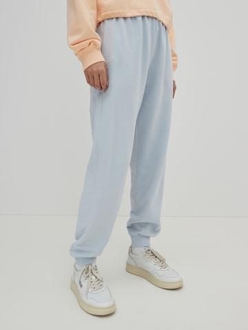 EDITED Püksid 'Riley', värv sinine