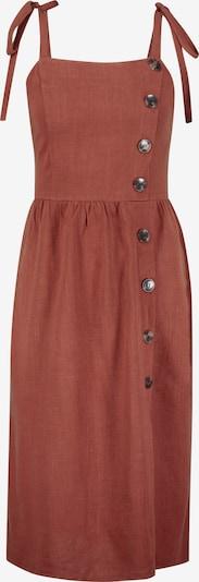 HOTEL DE VILLE Sommerkleid 'Maggie' in rostrot, Produktansicht