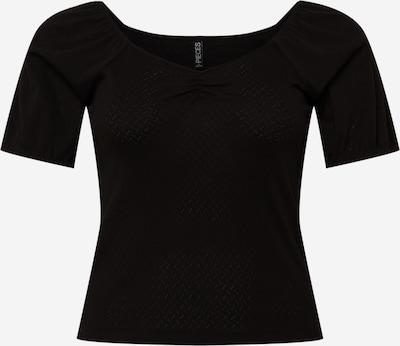 PIECES Curve Shirt in schwarz, Produktansicht