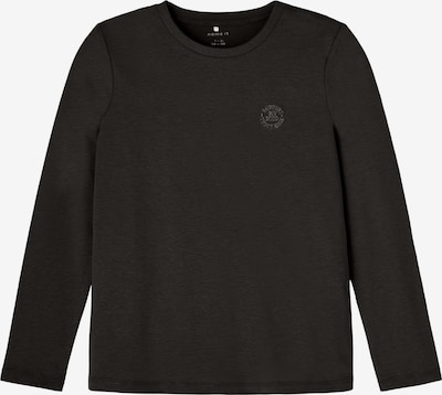 NAME IT Shirt 'Tano' en schwarz, Vue avec produit