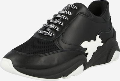 PATRIZIA PEPE Sneaker low i sort / hvid, Produktvisning
