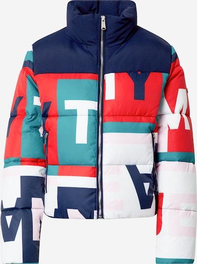 Žieminė striukė iš Tommy Jeans , spalva - mišrios spalvos, Prekių apžvalga