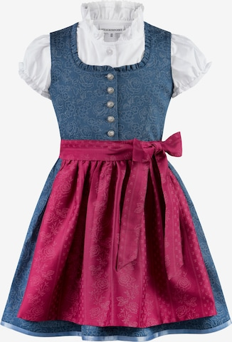 STOCKERPOINT Dress 'Kathi' in Blue