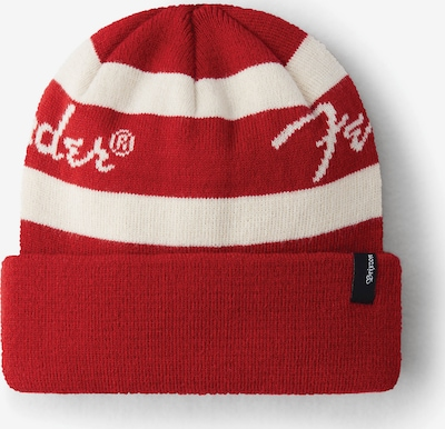 Brixton Beanie 'Sonic' in Red / White, Item view