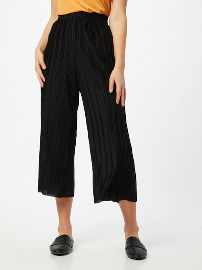 Soyaconcept Pantalon 'Kirit' en noir, Vue avec modèle