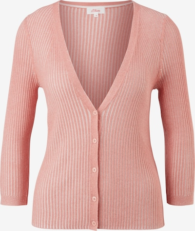 s.Oliver Strickjacke in pink, Produktansicht