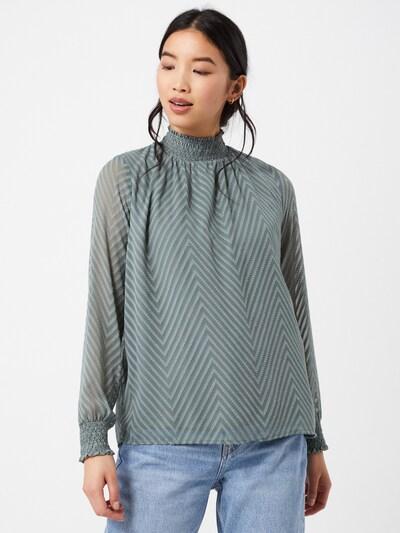 ONLY Bluse 'KAYLA' in pastellgrün, Modelansicht