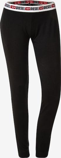 DIESEL Athletic Pants in Black, Item view