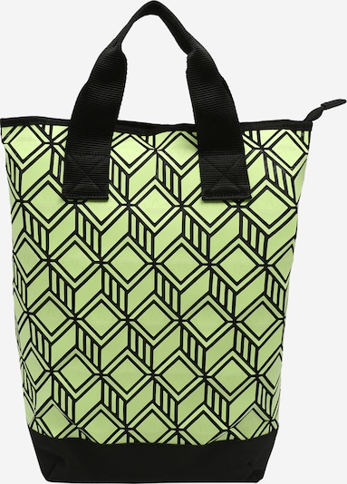 ADIDAS ORIGINALS Rucksack in neongrün / schwarz, Produktansicht