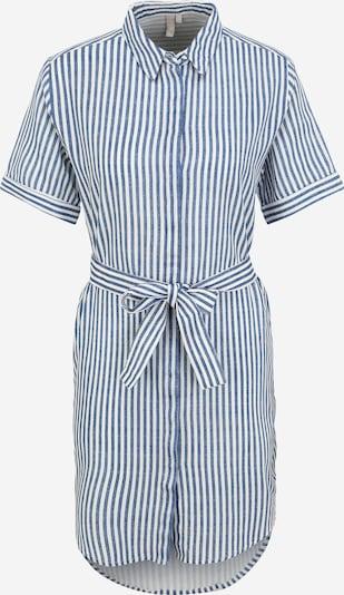 Pieces (Petite) Košilové šaty 'AGGI' - modrá / bílá, Produkt