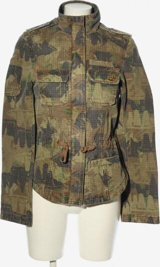 Gsus Sindustries Jacket & Coat in M in Brown / Khaki / Black, Item view
