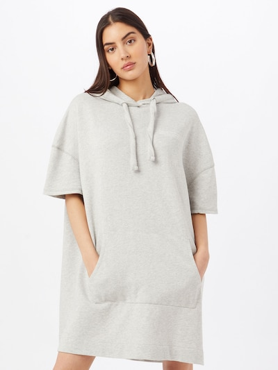 Marc O'Polo DENIM Kleid in graumeliert, Modelansicht