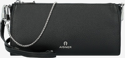 AIGNER Schultertasche in schwarz, Produktansicht