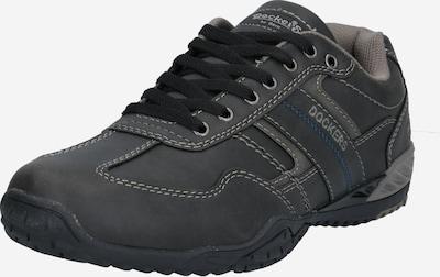 Dockers by Gerli Sportovní šněrovací boty - tmavě šedá, Produkt