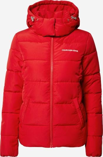 Calvin Klein Jeans Zimní bunda - červená, Produkt