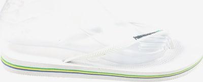 HAVAIANAS Flip Flop Sandalen in 39 in weiß, Produktansicht