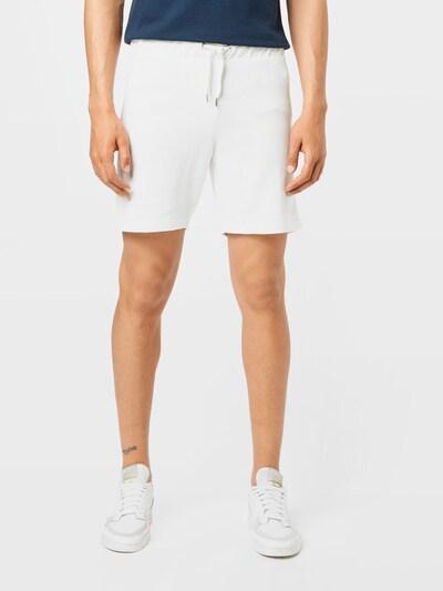 JACK & JONES Kalhoty 'FRANCO' - bílá, Model/ka