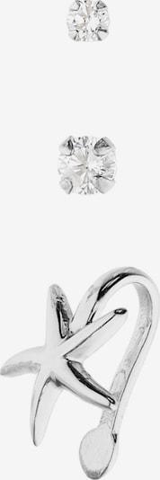 Six Piercings in de kleur Zilver, Productweergave