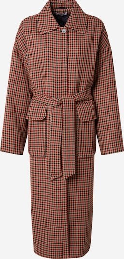 EDITED Between-Seasons Coat 'Aileen' in Mixed colors / Red, Item view