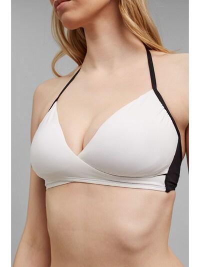 ESPRIT Hauts de bikini en blanc, Vue avec produit