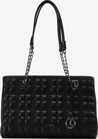 L.CREDI Shopper in schwarz, Produktansicht