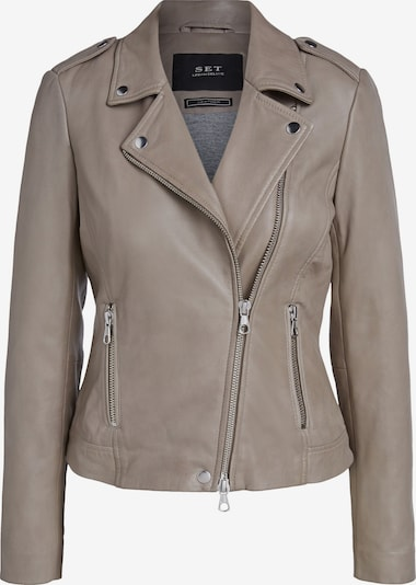 SET Jacke in brokat, Produktansicht