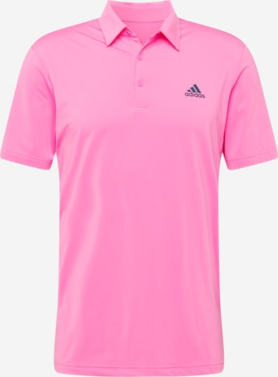 adidas Golf T-Shirt fonctionnel en bleu marine / rose, Vue avec produit