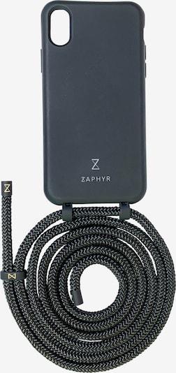 ZAPHYR Handyhülle mit Handykette 'iPhone X/XS' in schwarz, Produktansicht