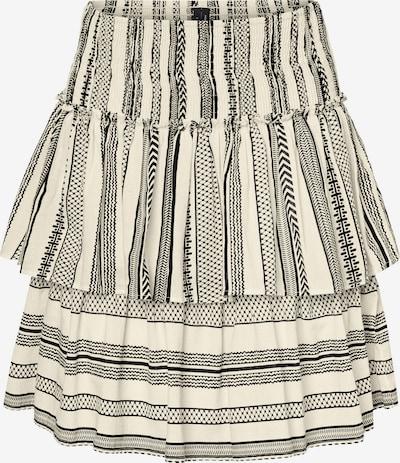 VERO MODA Skirt 'DICTHE' in Beige / Black, Item view