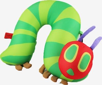 CuddleBug Nackenhörnchen U Kids Travel Cater in grün, Produktansicht